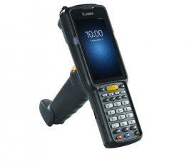 Zebra MC3300 Gun Grip Mobile Computer, 2D, Android, 29 Key