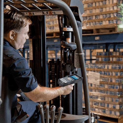 MC9300 Forklift