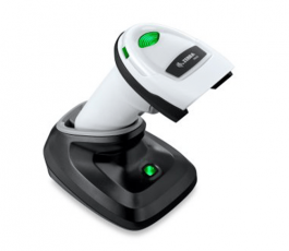Zebra DS2278 Cordless Handheld Imager White with Cradle