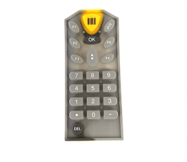 Nordic ID Silicone Rubber Keypad for Nordic ID RF600 and RF601